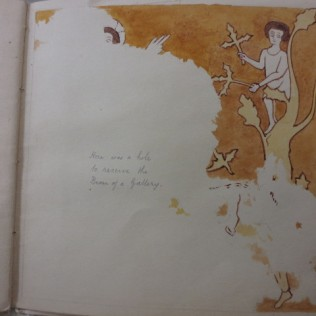 www.headingtonheritage.org.uk Medieval Murals St Andrews The Escape - The Miracle Of The Cornfield M.S. Top. Oxon c.197 f.9l
