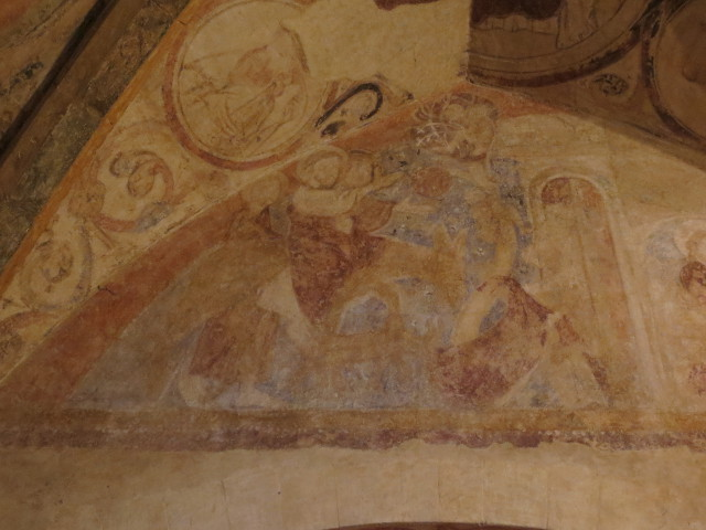 www.headingtonheritage.org.uk Medieval Murals St Andrews - Comparison