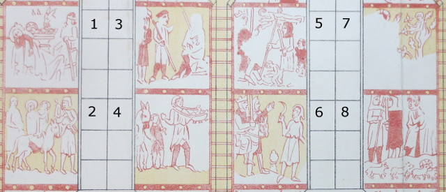 www.headingtonheritage.org.uk Medieval Murals St Andrews C.A. Buckler - The Whole Scheme
