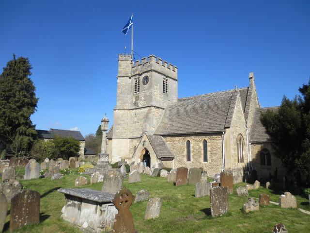 St Andrews Church, Headington