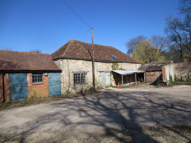 The Little Old Lady Of Headington - BK Barn and Stables