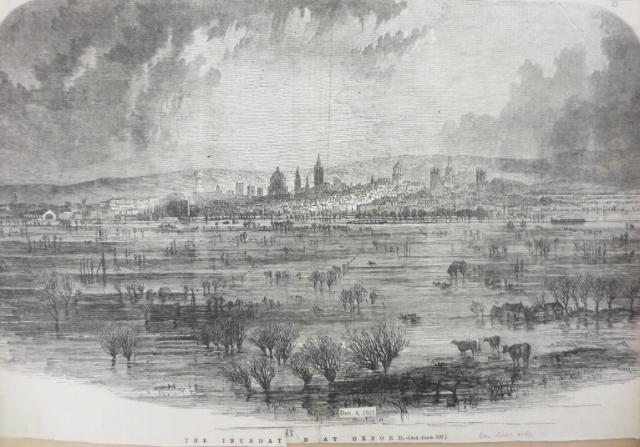 Oxford's Flood History - Headington Heritage www.headingtonheritage.org.uk