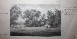 www.headingtonheritage.org.uk - J. Malchair, W. Crotch and Headington in 1788, Oxford University, Shelfmark: M.S. Top. Oxon .c 475 f.10