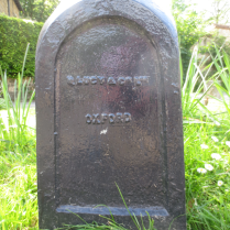 "A rare W. Lucy Base Plate - Monkton Cottage, Normally just ""Lucy"""